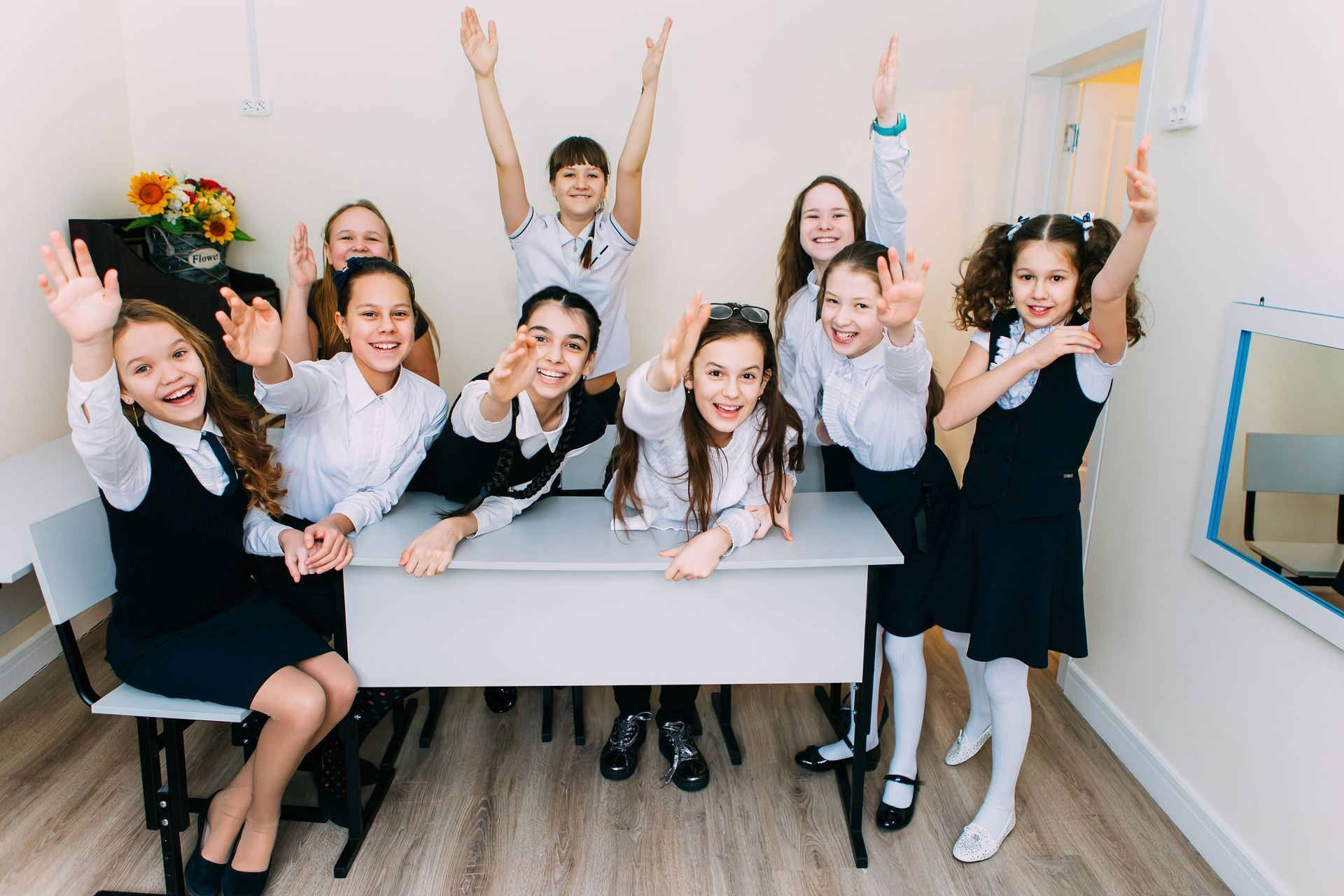 красивые фотографии класса веселые, юмором